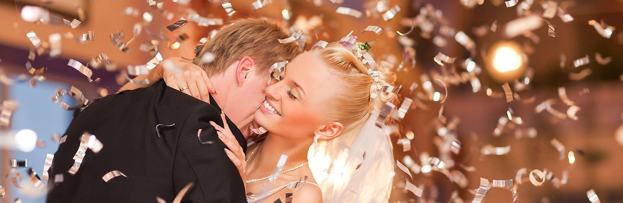 Hochzeitsband Die perfekte Livemusik für den schönsten Tag in Ihrem Leben